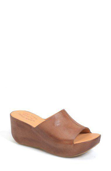 Kork-Ease® 'Greer' Wedge Sandal (Women) | Nordstrom