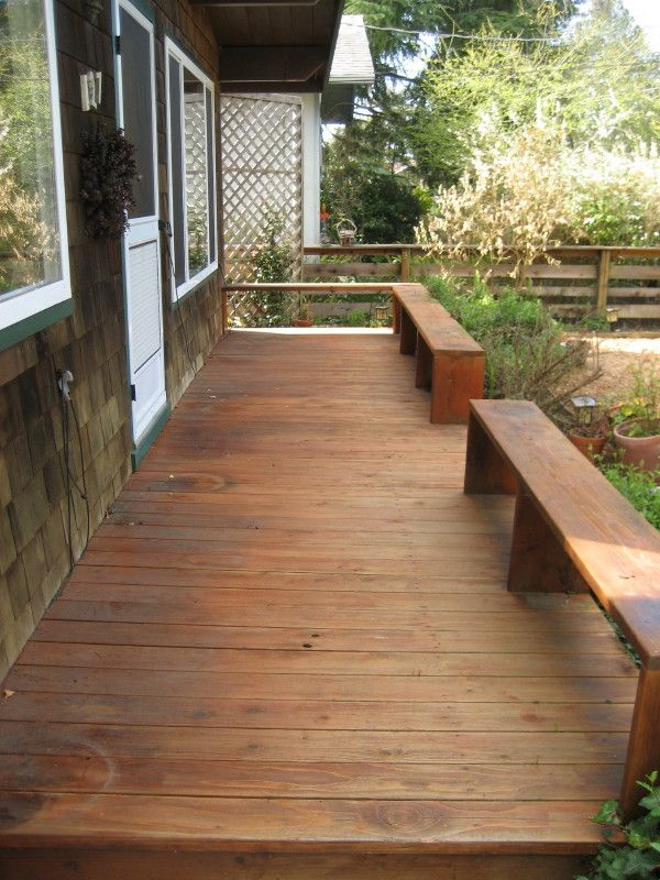 Cleaning Santa Cruz How Often Should I Stain My Deck