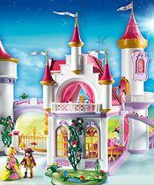 Playmobil prinsesseslottet er enhver lille piges drøm. Køb Playmobil prinsesseslottet til din prinsesse i julegave og hun vil med garanti elske det. Se Playmobil prinsesseslottet og alt det flotte tilbehør til det her: http://www.playmobilbutikken.dk/shop/playmobil-prinsesse-31c1.html