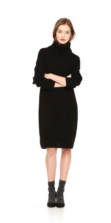 Joe Fresh Turtleneck Sweater Dress