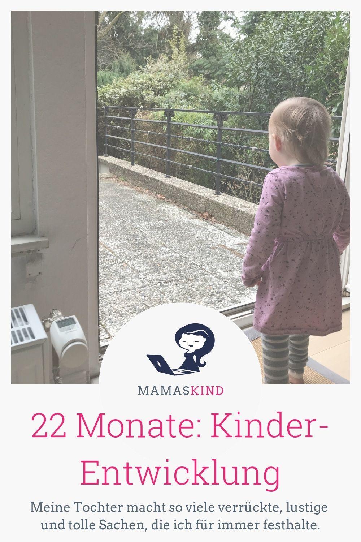 Kind 22 Monate Spricht Nicht