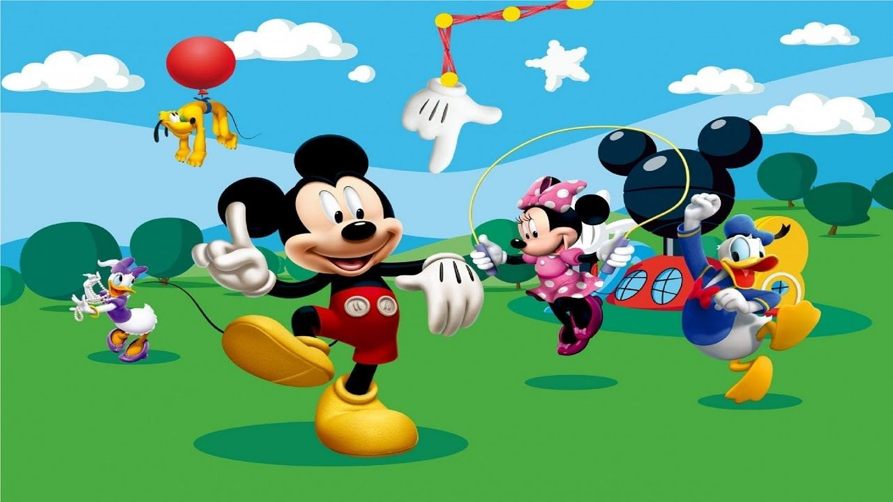 Desene Animate In Limba Romana Clubul Lui Mickey Mouse In Romana Desene Animate 2015 Mickey Mouse Wallpaper Mickey Disney Kids Rooms