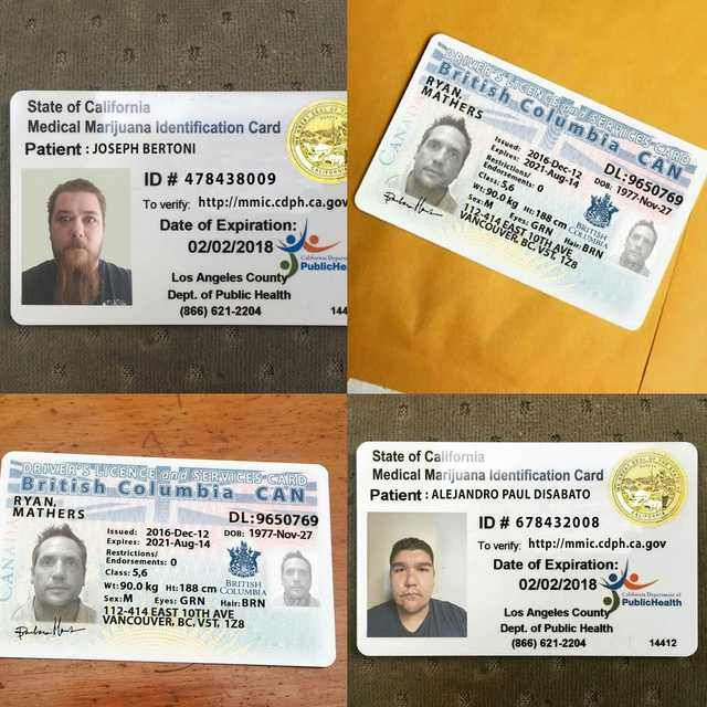 Canadian 14 License De Usa Passeport Euro Images Best And Driver's Conduire Permis
