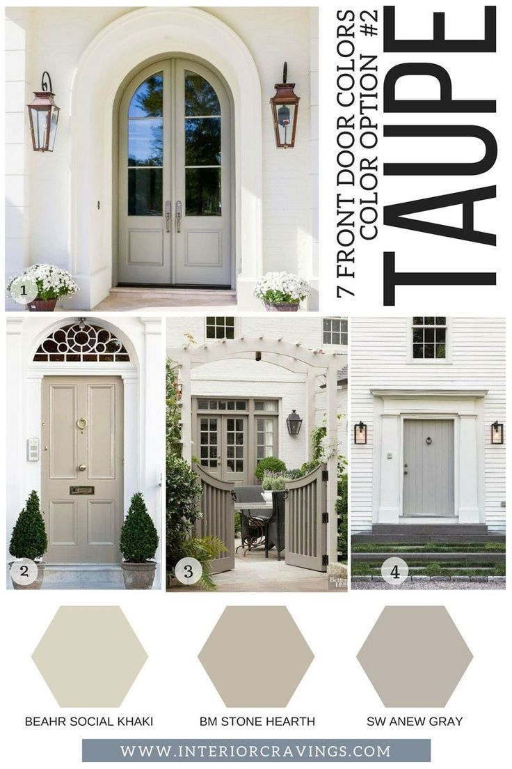 7 front door colors taupe front doors inspiration and on benjamin moore paint code lookup id=86273