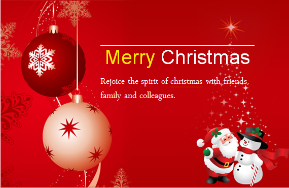 Christmas Card Template 7 Free Printable Pdf And Word