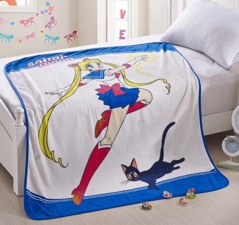 Kawaii Throw Blanket