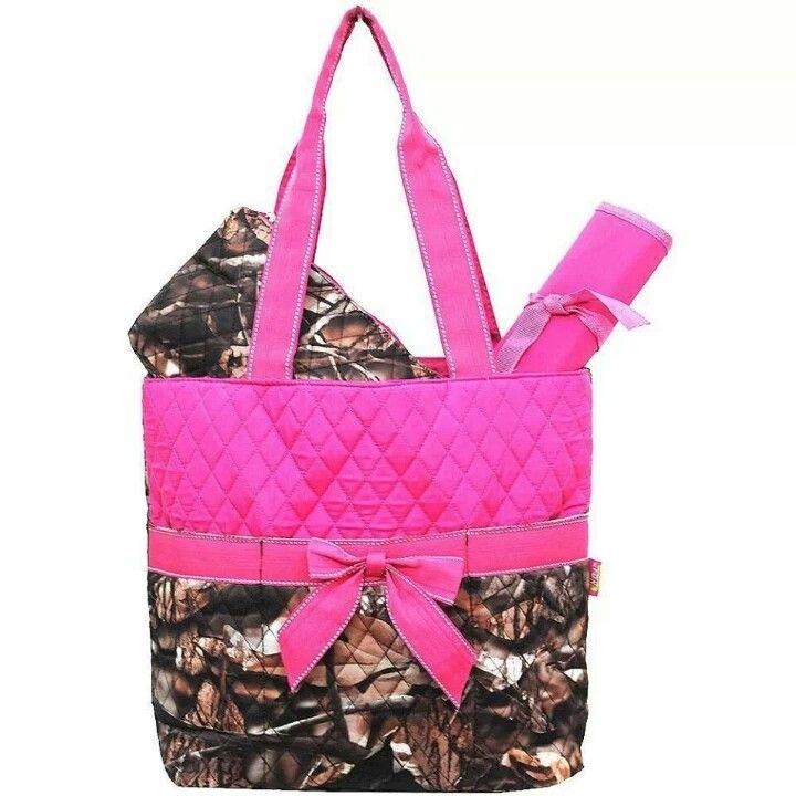 Camo diaper bag! Kenzie has this exact bag! I love it | Milanna ... : quilted camo diaper bag - Adamdwight.com