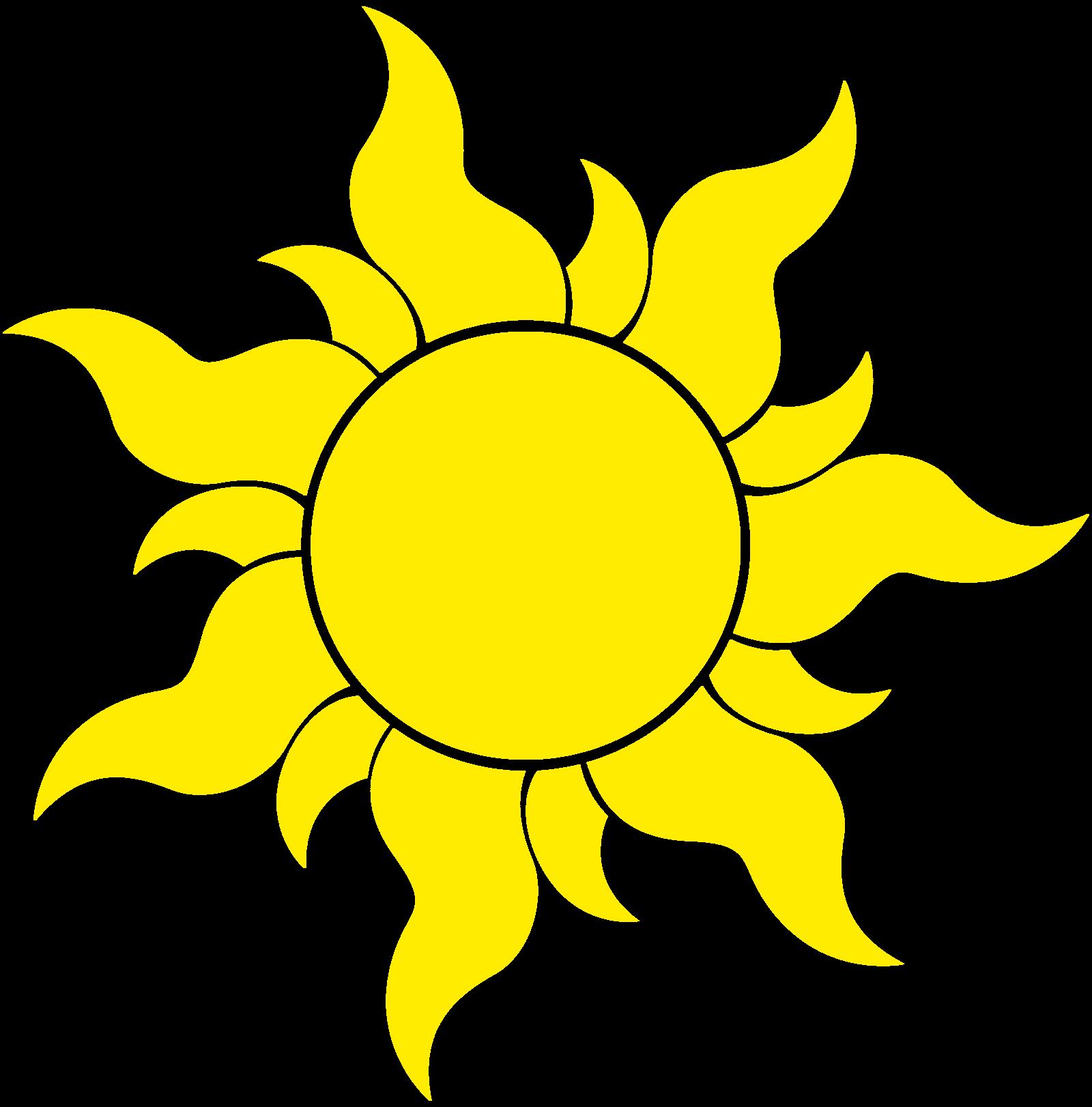 Tangled Sun Symbol Huge By Syntaxerror255 De Tangled Sun Sun Drawing Rapunzel Sun