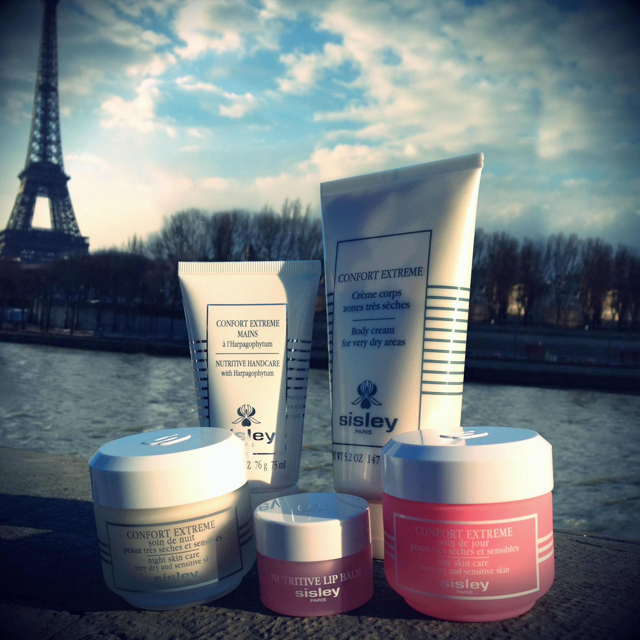 The Confort Extreme Line For Fabulous Skin I Wouldn T Be Without It Beauty Favorites Skin Care Sisley Paris