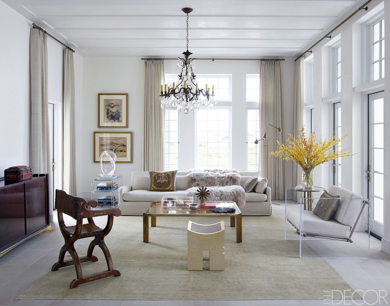 HOUSE TOUR: A Florida Home With Gorgeous Exotic Touches | Hickory ...