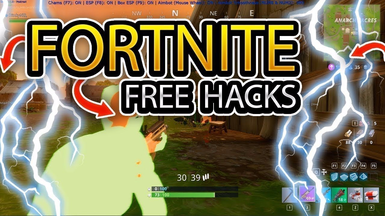 how to get aimbot for fortnite