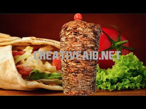 حضر شاورما الدجاج اللذيذة في المنزل على طريقة المطاعم الاصلية Middle East Recipes Recipes Food