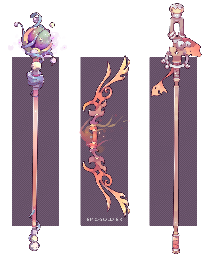 Weapon commission 29 by Epic-Soldier on DeviantArt