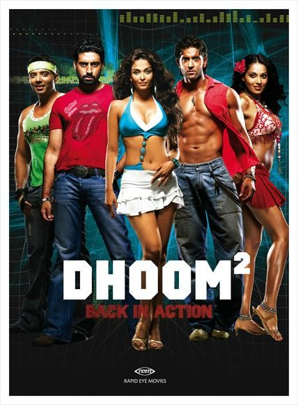 Dhoom 2 2006 Best Bollywood Movies Dhoom 2 Hindi Bollywood Movies