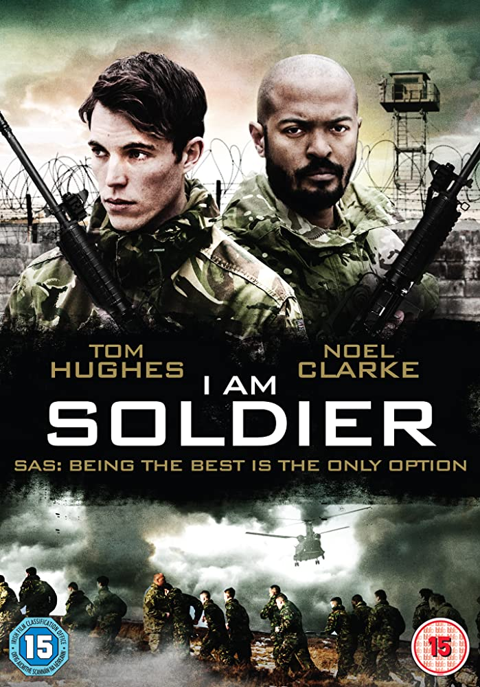 Yo soy soldado (2014) in 2020 Soldier, Streaming movies