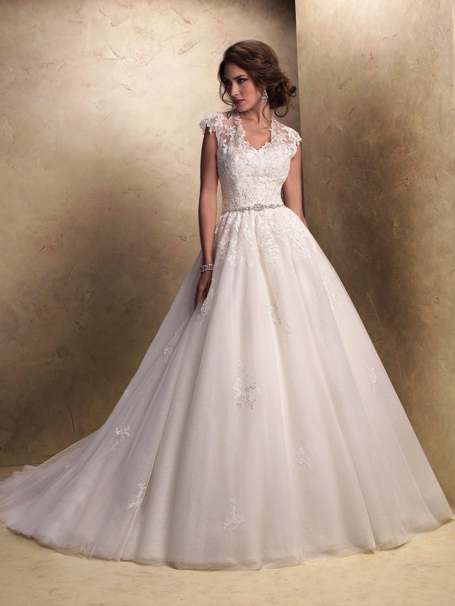 Maggie Sottero Wedding Dresses - Style Windsor 19823/19823JK 2013 ...