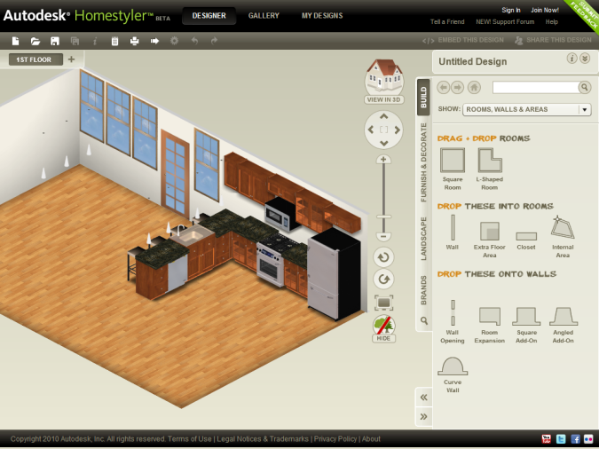 Top 15 Virtual Room Software Tools And Programs Pouted Com Kuchen Design Produktdesign Design