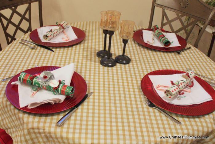 how to craft english christmas crackers american version