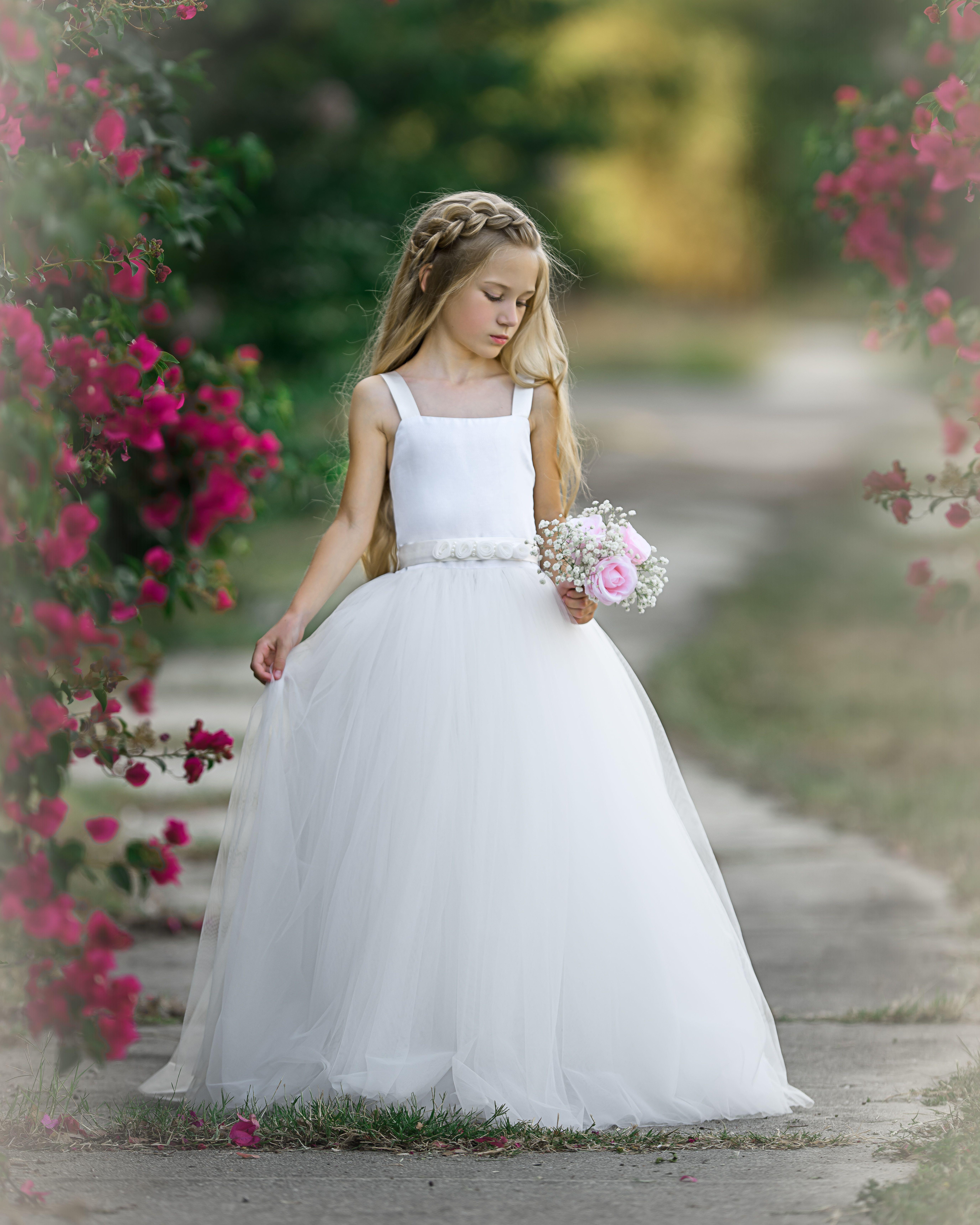 A Hint Of White Frock Dollcake White Frock Flower Girl Dresses Dresses Kids Girl [ 6880 x 5504 Pixel ]
