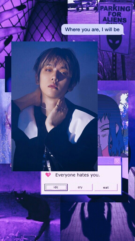 Wallpaper Baekhyun Exo Exo Wallpaper Ponsel Stiker