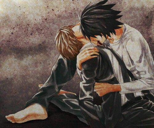 Death Note X Kira: L X Light - Death Note