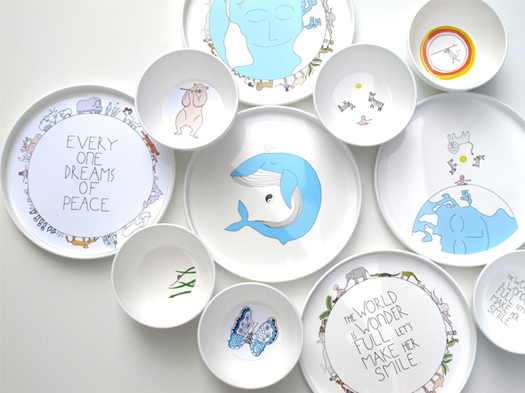 Eco-friendly dishes for kiddos - love this selection. & Eco-friendly dishes for kiddos - love this selection. | Family ...