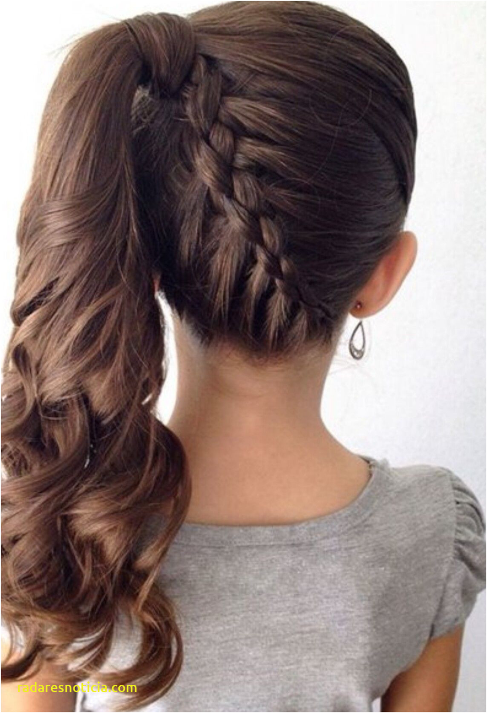 20 Fancy Little Girl Braids Hairstyle Hair style easy #coolgirlhairstyles