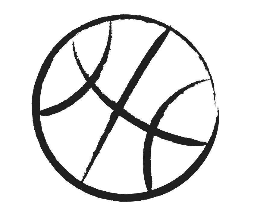 Basketball Ball Clipart Black And White Pictures Geek Sites Clipart Black And White Clip Art Pictures Clip Art