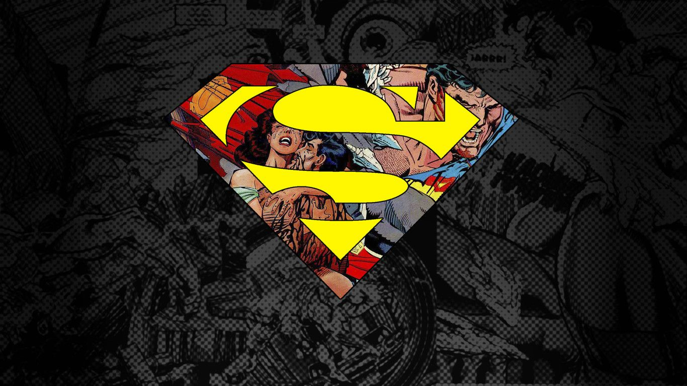 Superman logo wallpaper picture is cool wallpapers luoghi da superman logo wallpaper picture is cool wallpapers buycottarizona Gallery