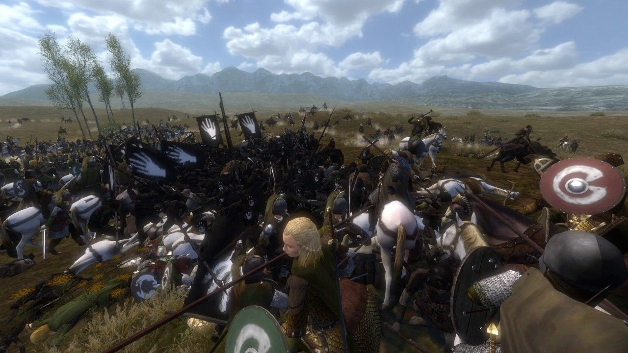 Paying As Rohan And Showing Some Large Battles I Ll Work On