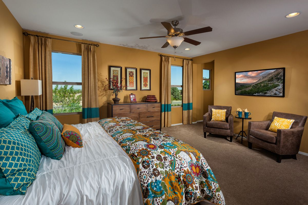 New homes in tucson az cantabria at rancho valencia plan