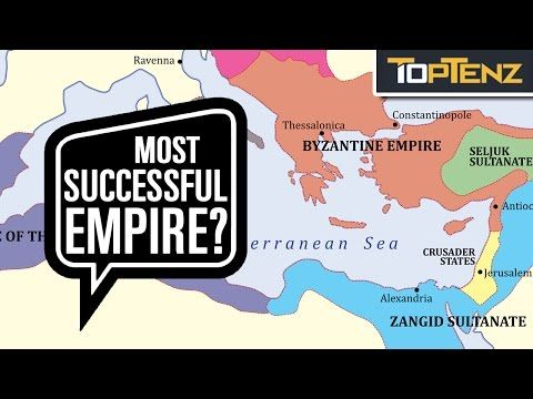 Top 10 reasons the byzantine empire was among the most successful in top 10 reasons the byzantine empire was among the most successful in history youtube gumiabroncs Gallery