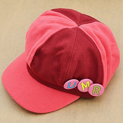 327b2e04ea3 Amazon.com  UMR Badges Himouto! Hat Umaru-chan Doma Umaru Cosplay Cap  Baseball Cap 1 Pc  Clothing
