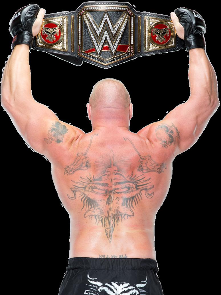 Pin By John W On Wwe Heavyweight Champions Brock Lesnar Tattoos Beast Incarnate