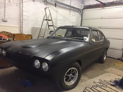 Ebay Ford Capri Gt Mk1 Classiccars Cars With Images Ford