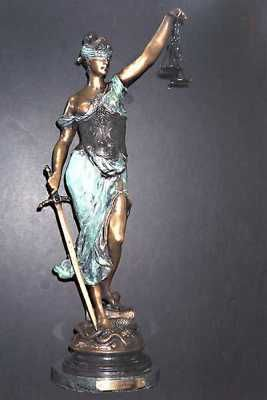 Top 10 Greatest Sculptures Listverse Sculptures Lady Justice Goddess Of Justice