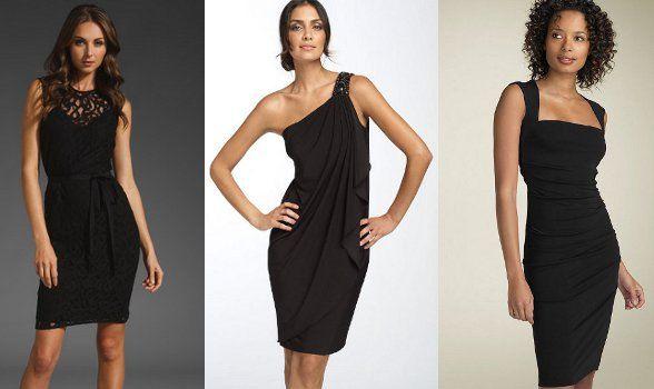 Fabulous little black dresses from ASOS