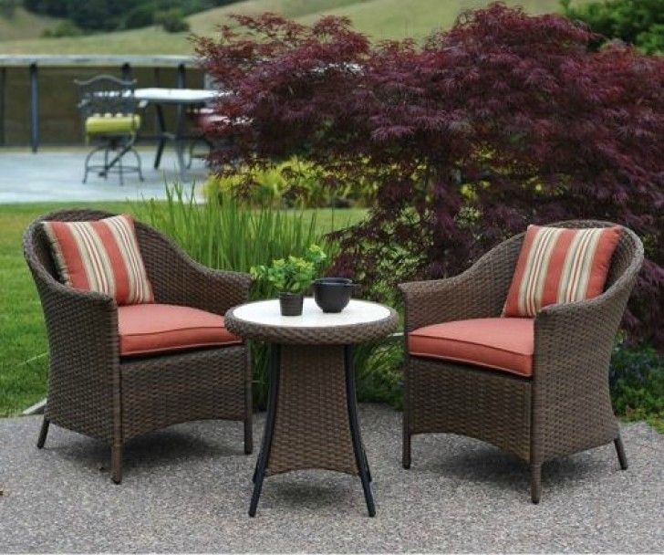 Walmart Wicker Patio Furniture  dream homes and ideas  Pinterest