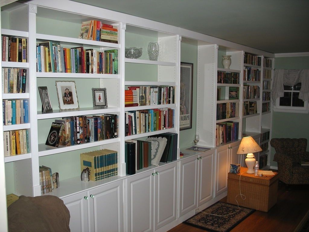 How Much Do Built In Bookcases Cost