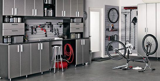 Ranger Un Garage un garage bien rangé | bricolage and ranges
