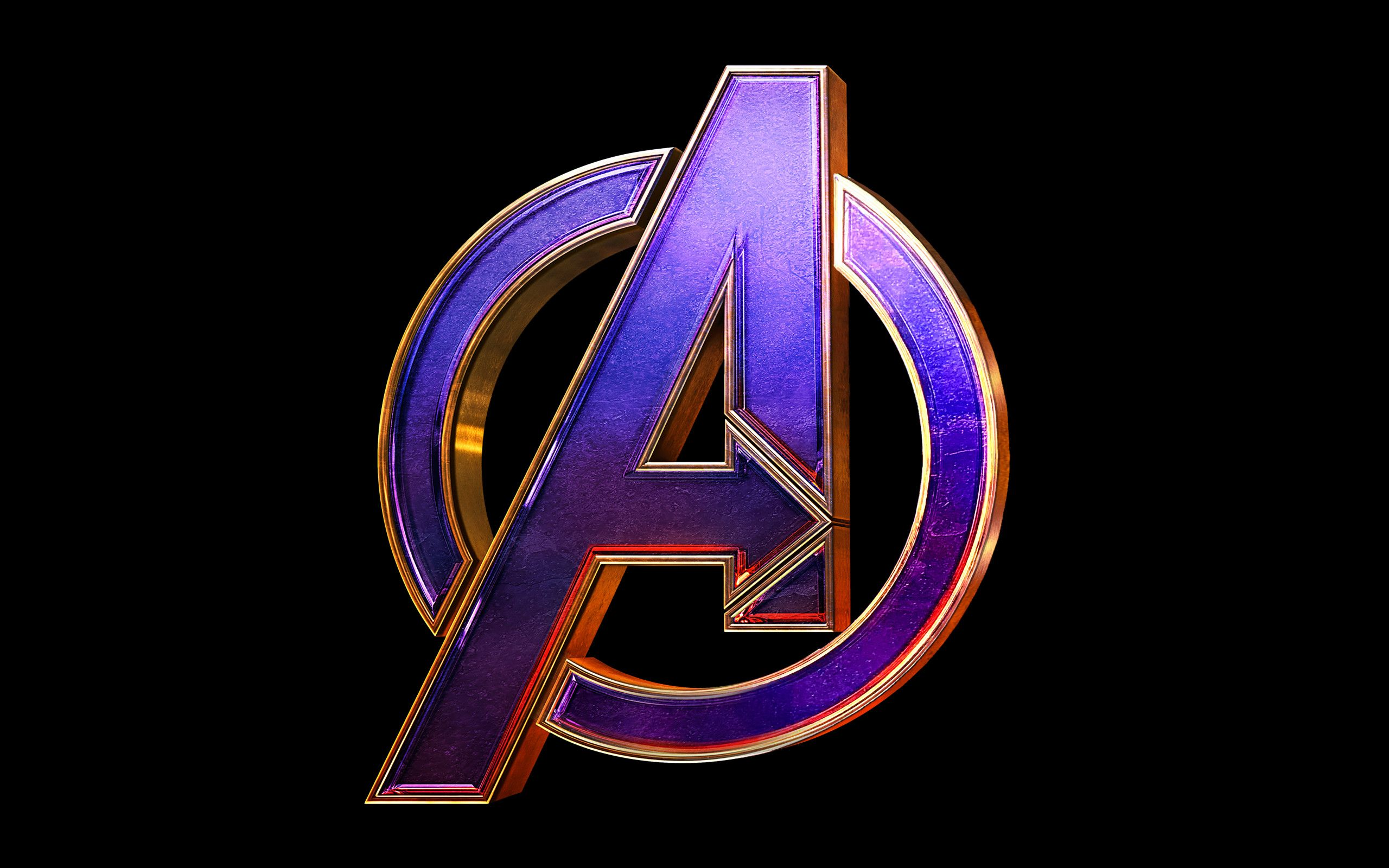 Download Avengers Endgame Logo Hd Wallpaper Download Avengers Logo Marvel Background Logo Wallpaper Hd