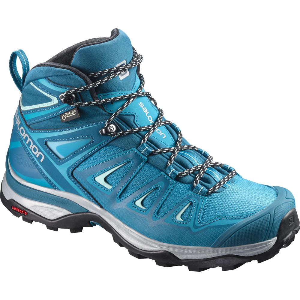 X Ultra 3 Mid Gtx W Hiking Shoes Official Salomon Store Hiking Shoes Women Boots Hiking Boots