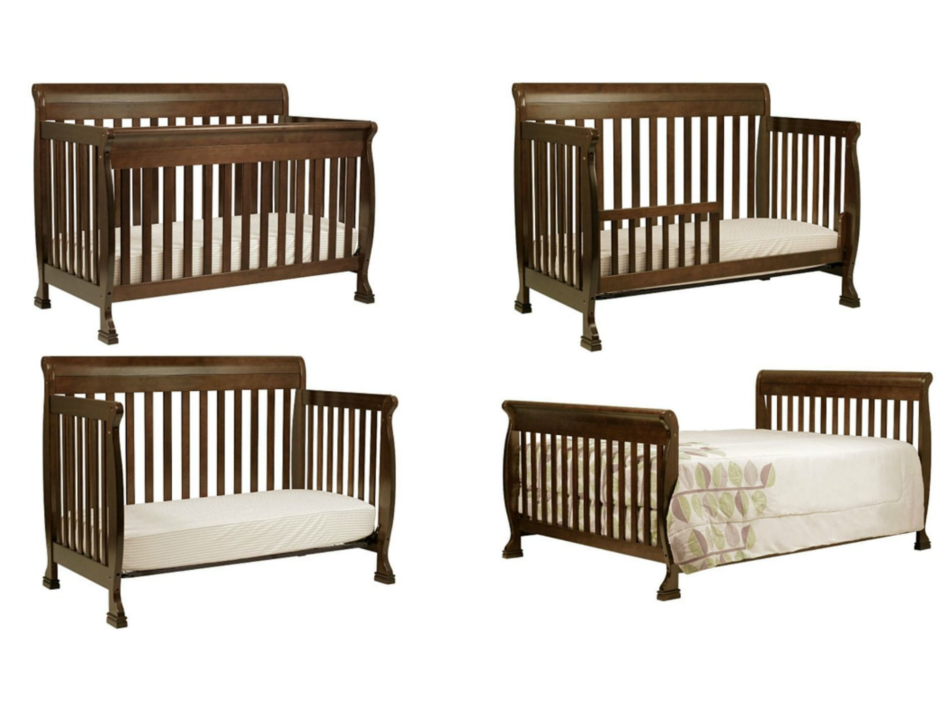 Our Top Baby Cribs Include The Davinci Kalani 4 In 1 Convertible Crib Why We Love It A Bestseller And Award Winning The Da Cribs Convertible Crib Baby Cribs