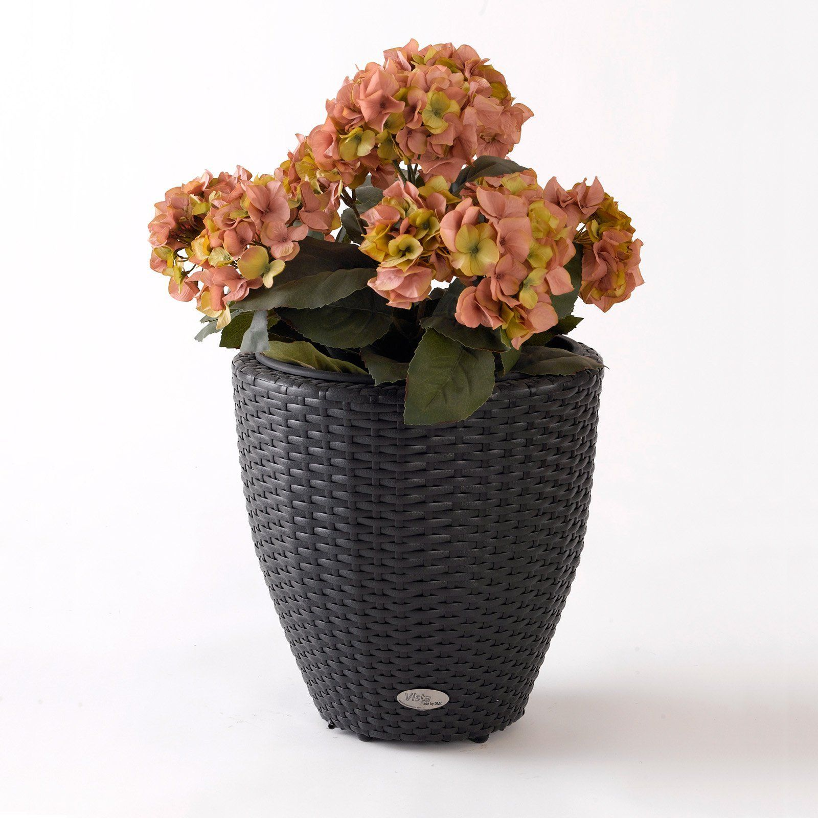 DMC Vista Planters Round Pot Planter *** Visit the image