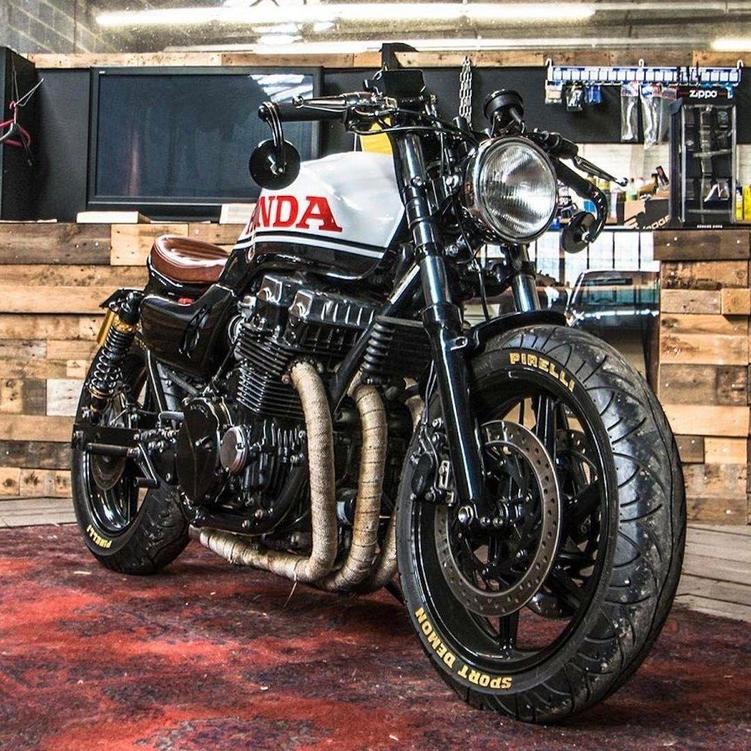 Honda CB750 By Madmakcustom