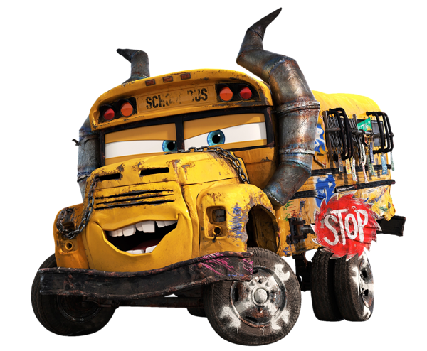 Cars 3 Miss Fritter Transparent Image Pixar Cars Disney Pixar Cars Disney Cars
