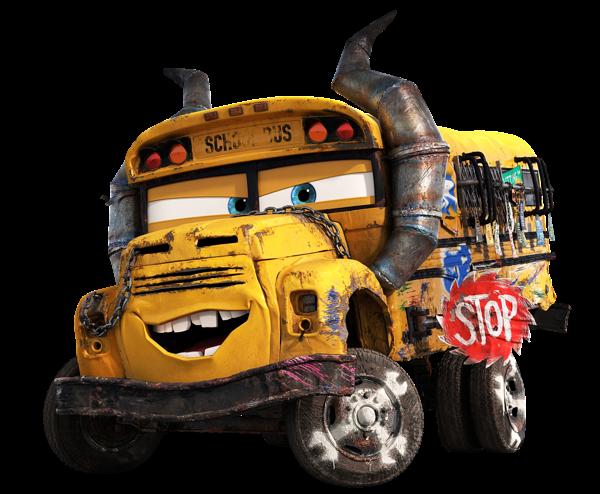 Cars 3 Miss Fritter Transparent Image Disney Pixar Cars Cars Movie Pixar Cars