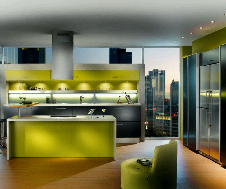 contemporary kitchen designs | rumah rumah minimalis: Modern kitchen designs ideas.