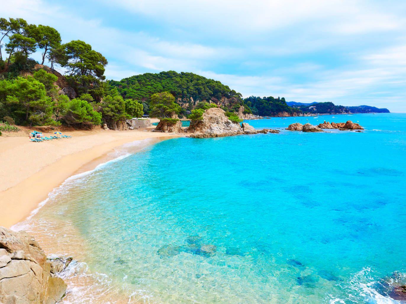 Playa De Treumal Y Otras Playas De La Costa Brava Costa Brava Costa Brava Beach Beach