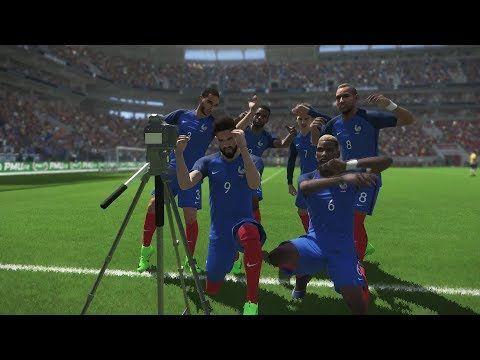 PES 2018   Best Goals, Skills & Free Kicks Compilation #1